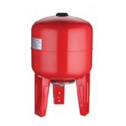 Tágulási tartályok - 36 litertől, álló