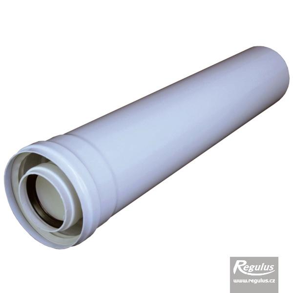 60/100 PP/AL füstgázelvezető rendszer