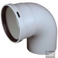 100 PP füstgázelvezető rendszer