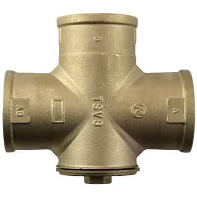 Regulus TSV8B kazánvédő szelep 150kW-ig
