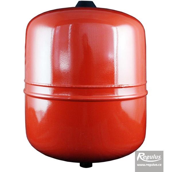 12 literes falra szerelhető tágulási tartály fűtéshez - 6 bar.