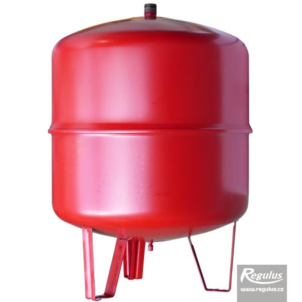 50 literes álló tágulási tartály fûtéshez cserélhetõ membránnal - 6 bar