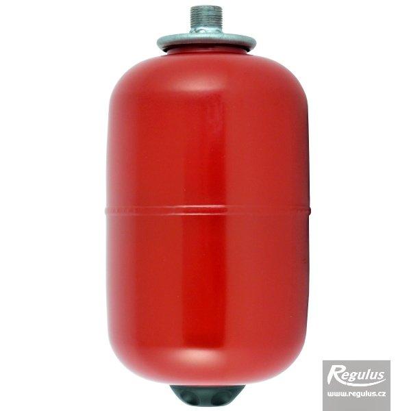 5 literes falra szerelhető tágulási tartály fűtéshez - 6 bar.