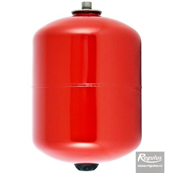 8 literes falra szerelhető tágulási tartály fűtéshez - 6 bar