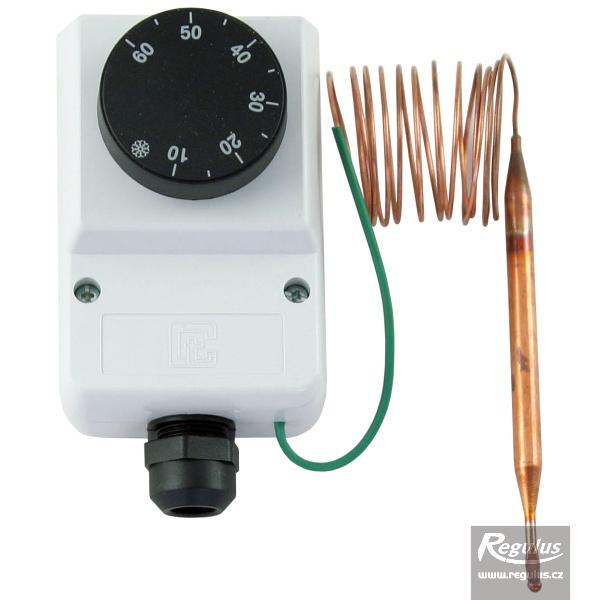 0-60°C állítható kapilláris termosztát