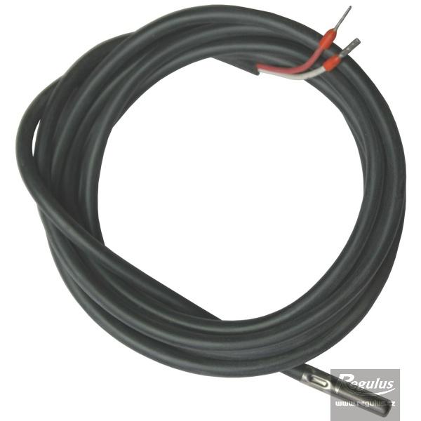 TT/S2 - Pt1000 hőmérsékletérzékelő 2m kábellel, kollektorhoz vagy tárolóhoz