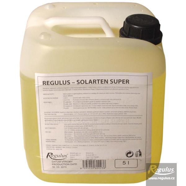 Solarten super készrekevert fagyálló folyadék, 5 literes kannás kiszerelés.