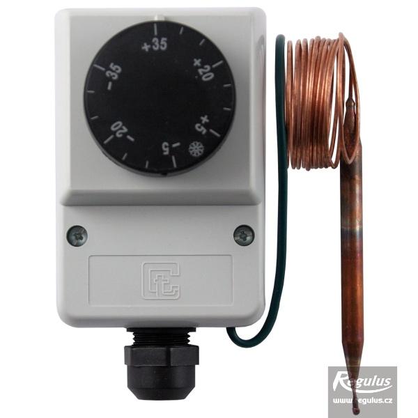 -35 +35°C állítható kapilláris termosztát