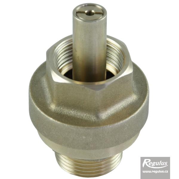 STV 1-95 szolár termosztatikus biztonsági szelep termoszifonos rendszerhez.