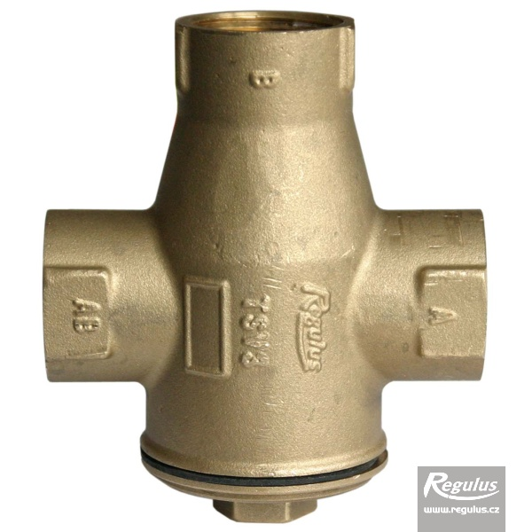 TSV3B - 65°C Kazánvédő szelep, bypass szeleppel, 1