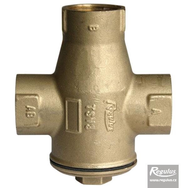 TSV3B - 55°C Kazánvédő szelep, bypass szeleppel, 1
