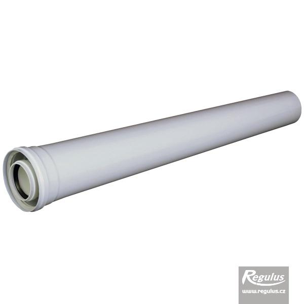 1 m toldóelem, 60/100 PP (A2008002).