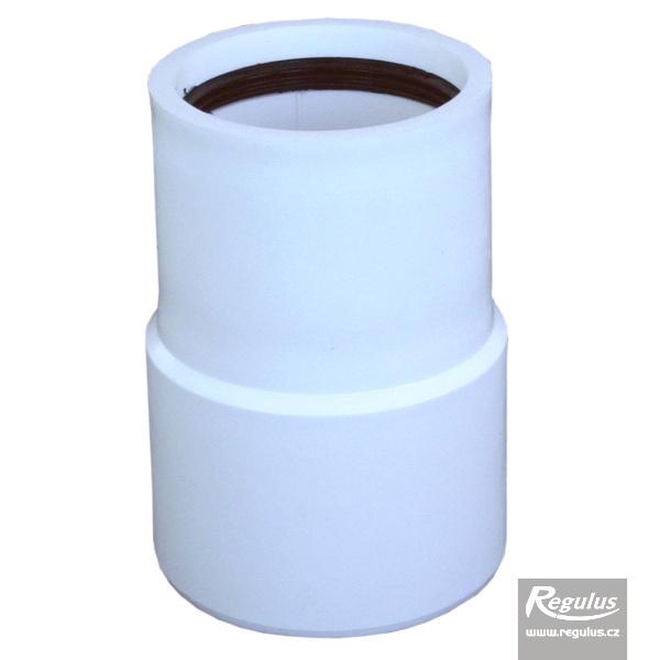 Szűkítőelem, 80/60 K/B, PP (BB011084)
