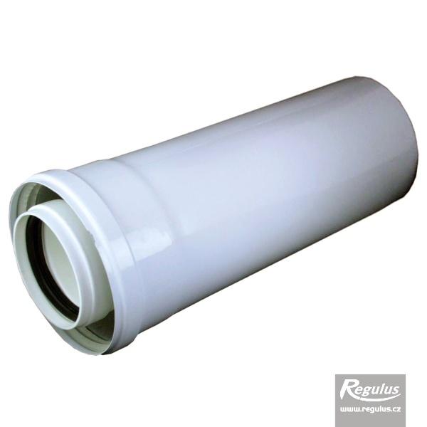 0,5 m toldóelem, 80/125 PP (A2010001).