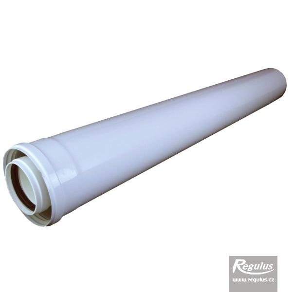 1 m toldóelem, 80/125 PP (A2010011).