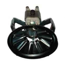 Torlasztótárcsa elektródával KG/UB70 olajégőhöz.