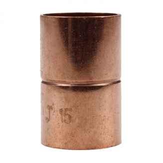15mm forrasztható karmantyú